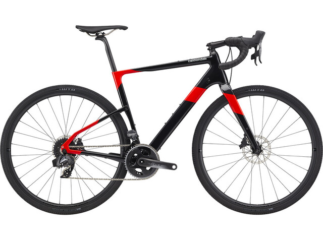 Cannondale Topstone Carbon Force eTap AXS acid red